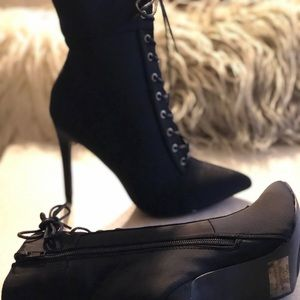 """Shoes - High heel bootie """"No chaser"""""""
